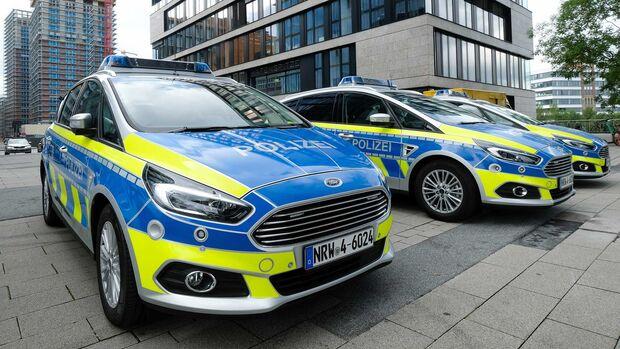 Ford S-Max Polizei Nordrhein-Westfalen 2020