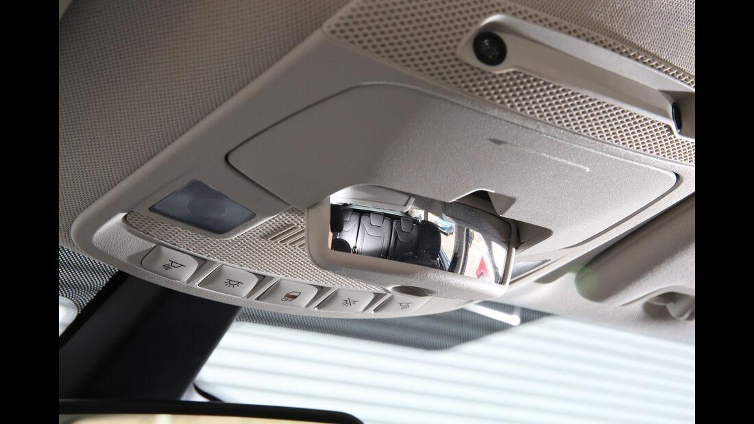 Ford S-Max, Rückspiegel