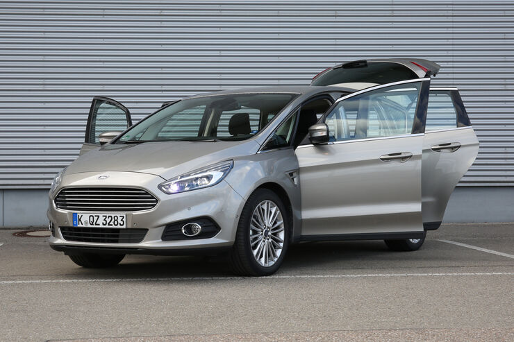ford s max im test auto motor und sport. Black Bedroom Furniture Sets. Home Design Ideas