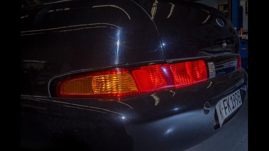 Ford Scorpio II, Heckansicht