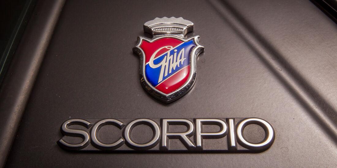 Ford Scorpio II, Typenbezeichnung, Emblem