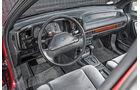 Ford Scorpio MK I, Cockpit