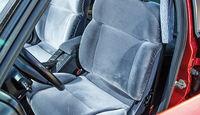 Ford Scorpio MK I, Fahrersitz
