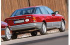 Ford Scorpio MK I, Heckansicht