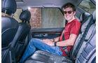 Ford Scorpio Mk2 2.9I, Fondsitz, Beinfreiheit