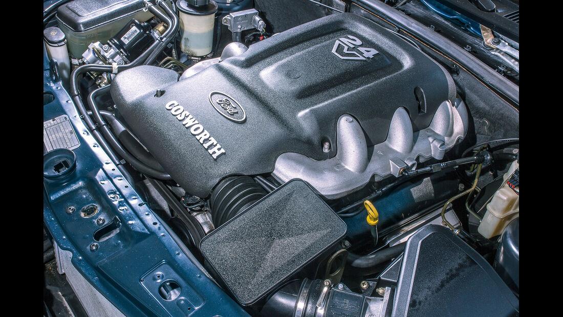 Ford Scorpio Mk2 2.9I, Motor