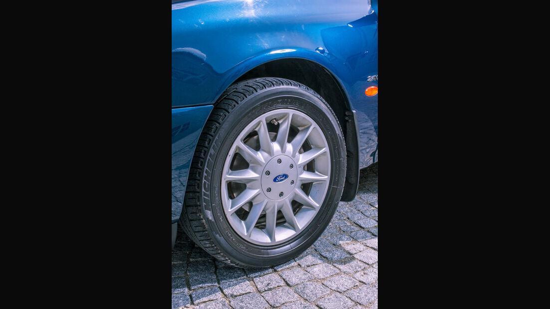 Ford Scorpio Mk2 2.9I, Rad, Felge