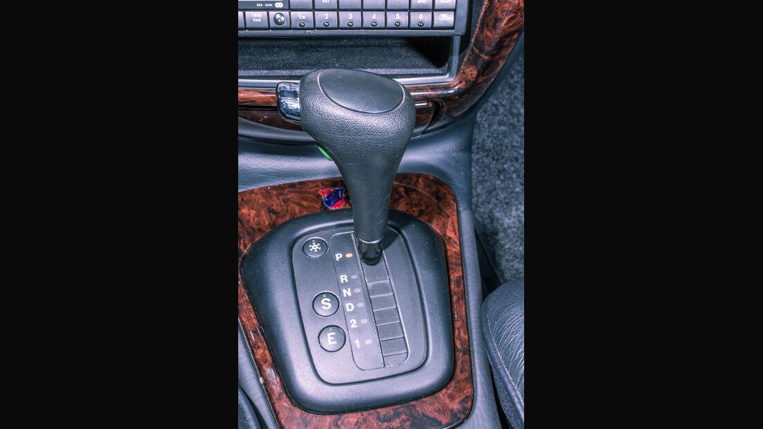 Ford Scorpio Mk2 2.9I, Schalthebel