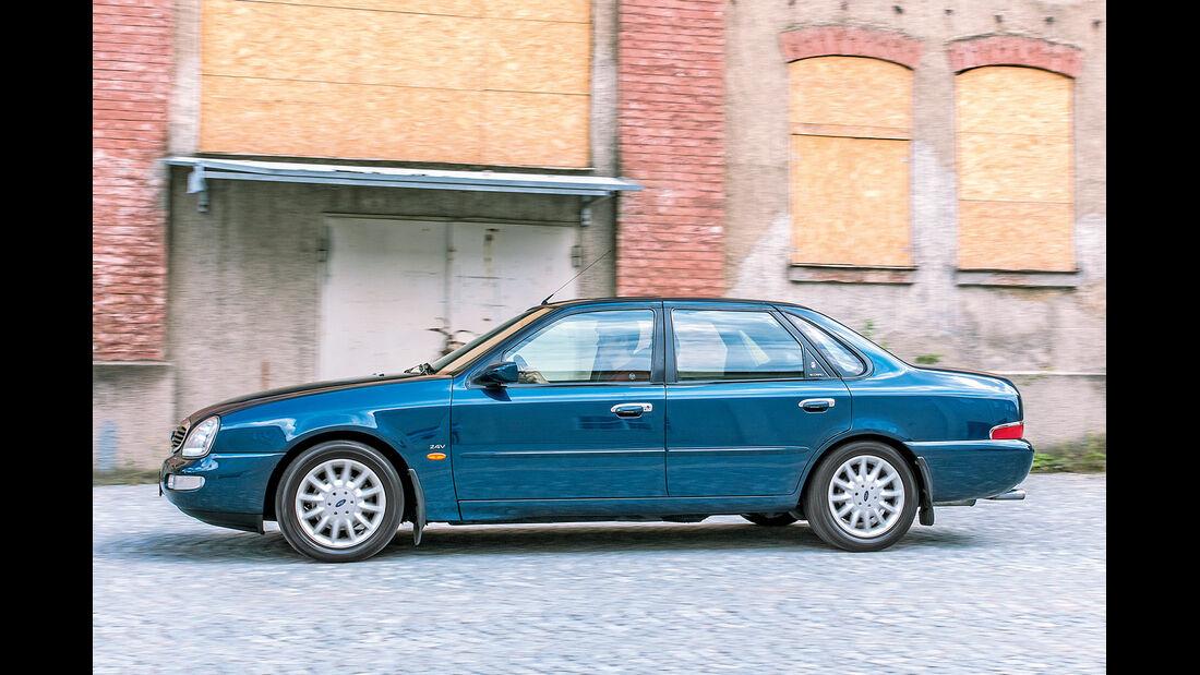 Ford Scorpio Mk2 2.9I, Seitenansicht