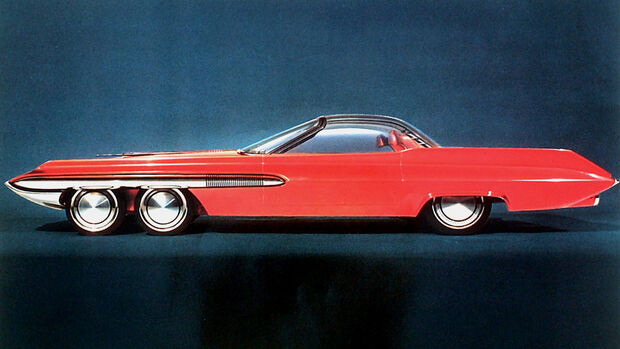 Ford Seatle-ite XXI