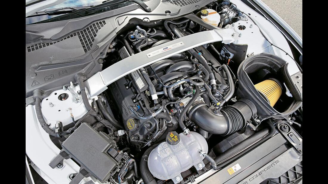 Ford Shelby GT350 - Pony Car - sport auto 5/2016
