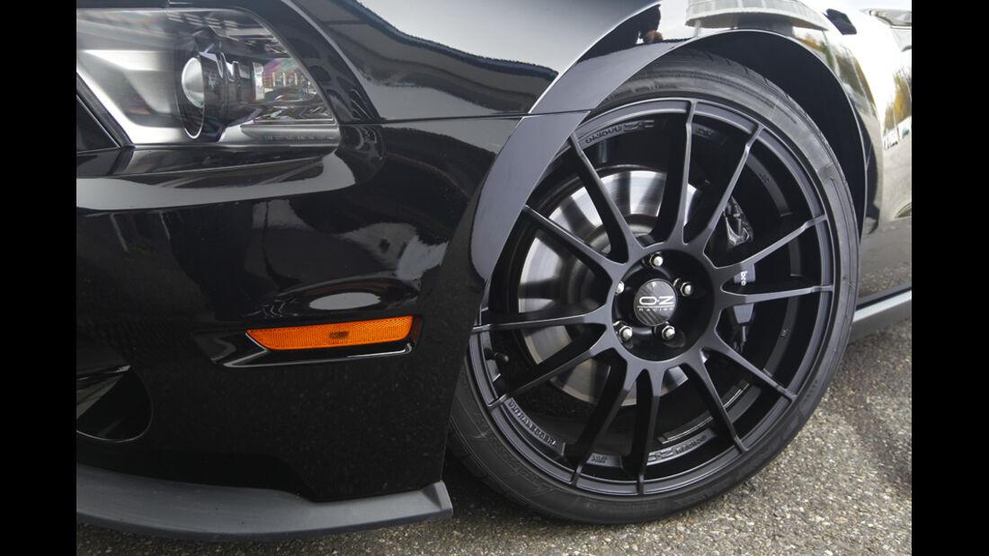 Ford Shelby GT500, Rad, Reifen, Felge