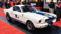 Ford Shelby Mustang GT 350 R Ken Miles (1965)
