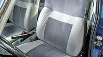 Ford Sierra 2.0i, Fahrersitz