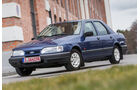 Ford Sierra 2.0i, Frontansicht