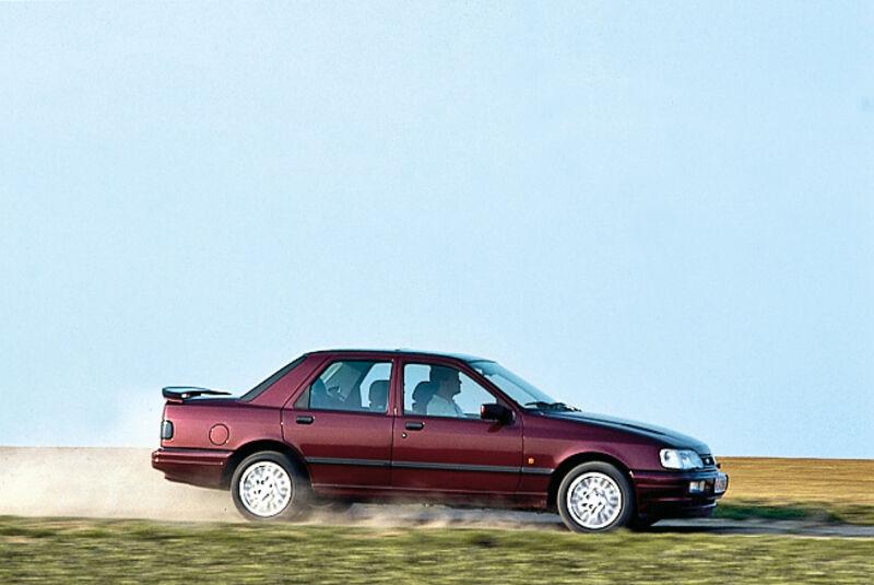 Ford Sierra 2.0i LX, Allrad-Cossi