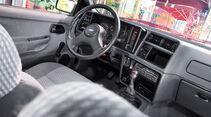 Ford Sierra 2.0i LX, Cockpit