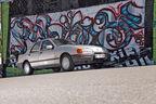 Ford Sierra 2.0i LX, Seitenansicht