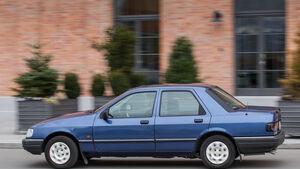 Ford Sierra 2.0i, Seitenansicht