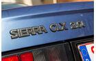 Ford Sierra 2.0i, Typenbezeichnung