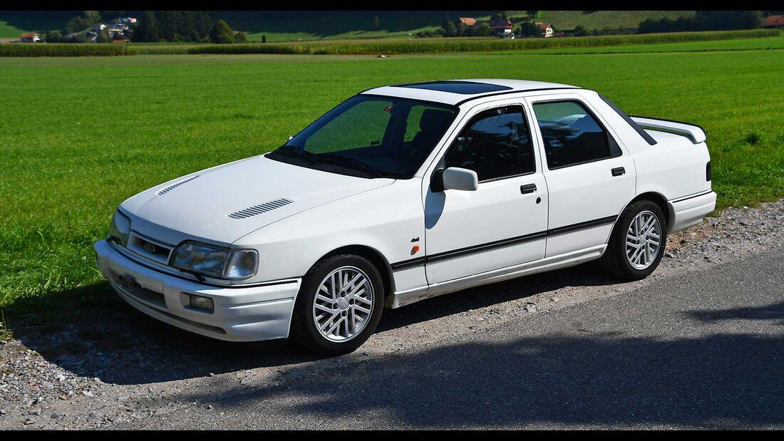 Ford Sierra Cosworth 4x4 (1991)