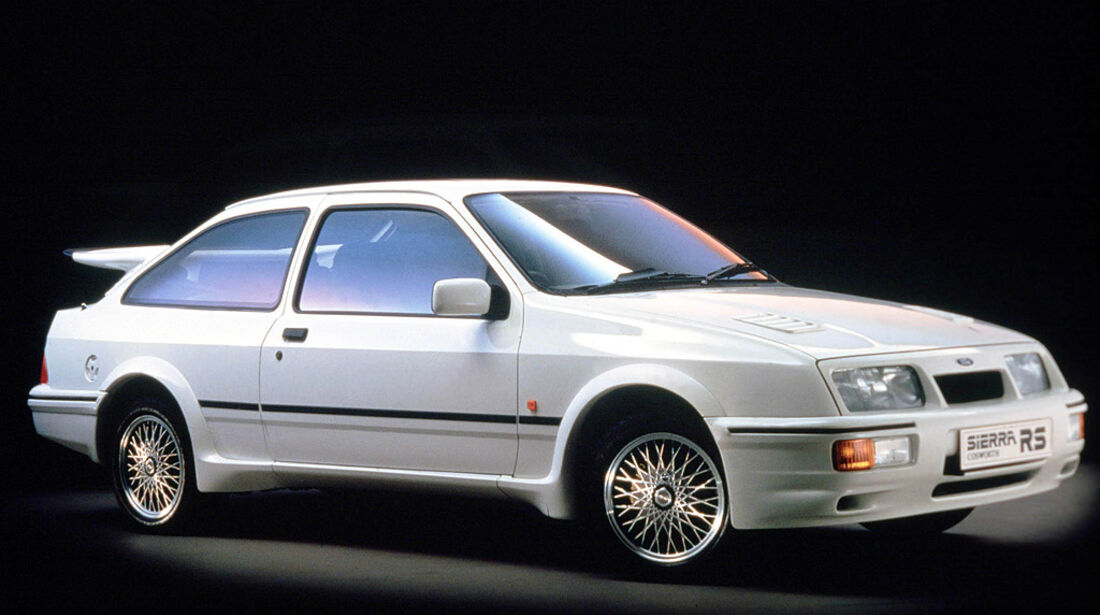 Ford Sierra RS Cosworth 1986