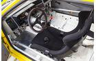 Ford Sierra XR4 Ti, Cockpit, Fahrersitz