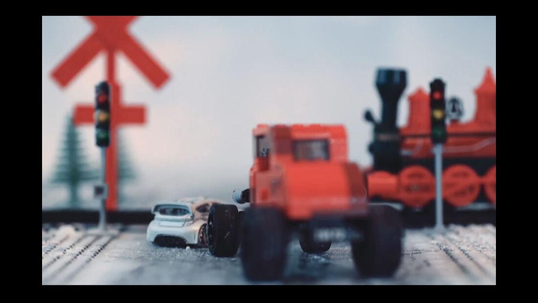 Ford Snowkhana 5, Lego,  Animationsfilm