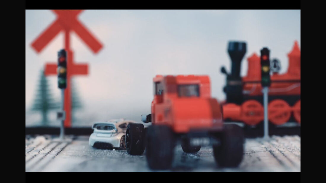 Ford Snowkhana 5, Lego,  Animationsfilm