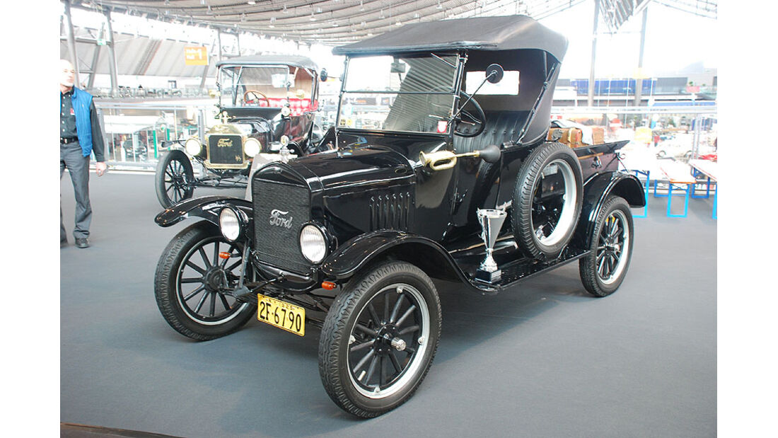 Ford T-Pickup