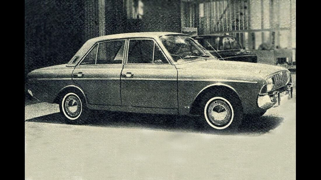 Ford, Taunomatic, IAA 1965