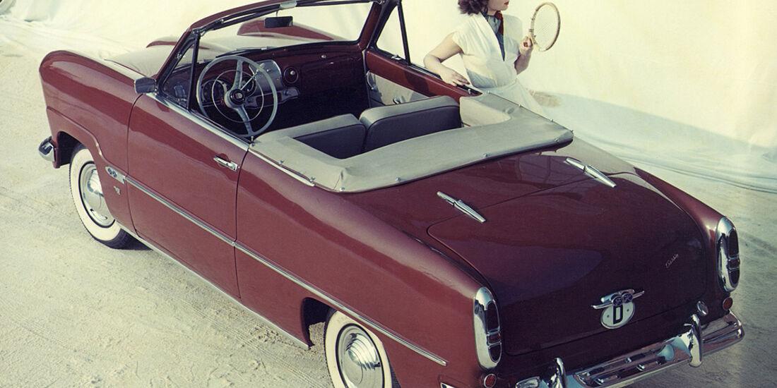 Ford Taunus 12M Cabrio 1952