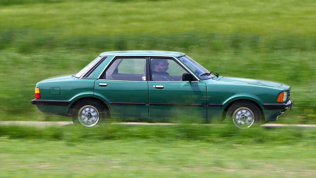 Ford Taunus 1600 L, Exterieur