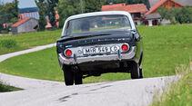 Ford Taunus 17 M, Heck