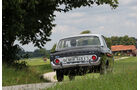 Ford Taunus 17 M P3, Heckansicht