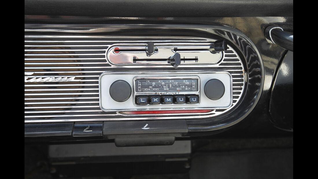 Ford Taunus 17 M P3, Radio
