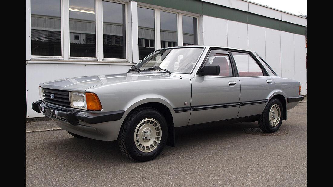 Ford Taunus 2.3 V6 Ghia