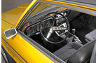 Ford Taunus 2300 GXL, Cockpit