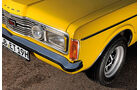 Ford Taunus 2300 GXL, Frontscheinwerfer