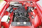 Ford Taunus 2300 GXL, Motor