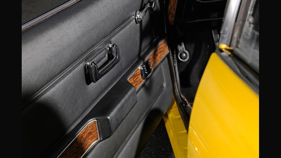 Ford Taunus 2300 GXL, Türinnenseite