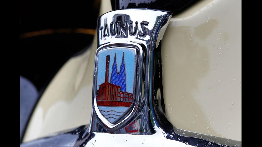 Ford Taunus, Emblem, Kölner Dom