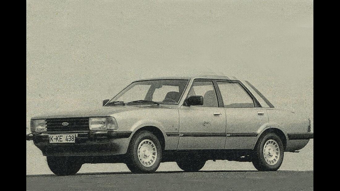 Ford, Taunus, IAA 1981