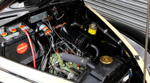 Ford Taunus, Motor
