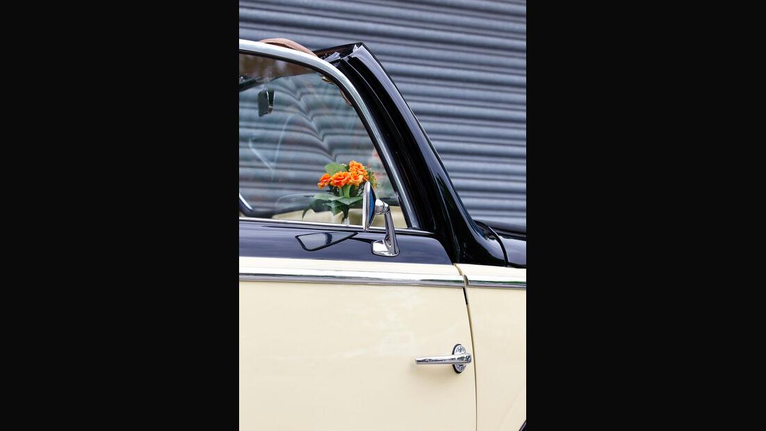 Ford Taunus, Seitentür