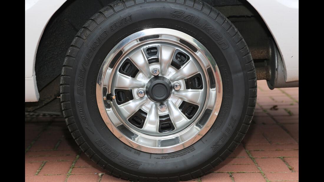 Ford Taunus TC 2.0 GXL V6, Rad, Felge