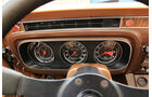 Ford Taunus TC 2.0 GXL V6, Rundinstrumente
