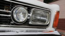 Ford Taunus TC, Frontscheinwerfer