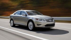 Ford Taurus, 2010, Limousine