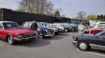 Ford Thunderbird, Volvo Amazon, Mercedes-Benz SL - Techno Classica 2011 - Privatmarkt